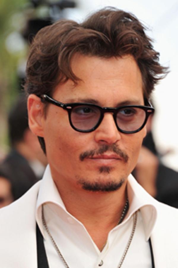 Bed Head - Johnny Depp