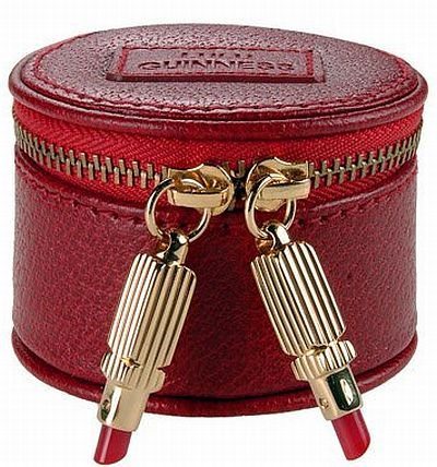 bridal red leather jewelry box 49