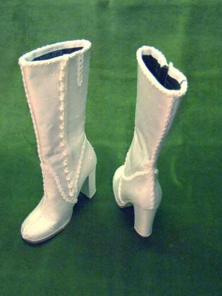 bridal boots 2