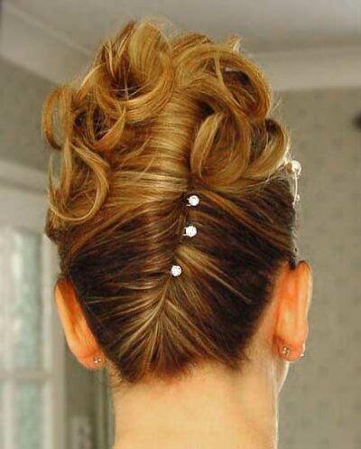 bridal hairstyle n 6