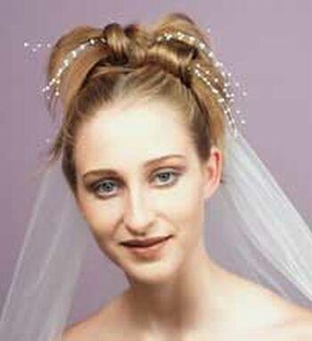 bridal hairstyles hairdos bridal makeups 3