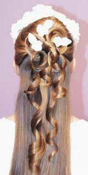 bridal hairstyles hairdos bridal makeups 4