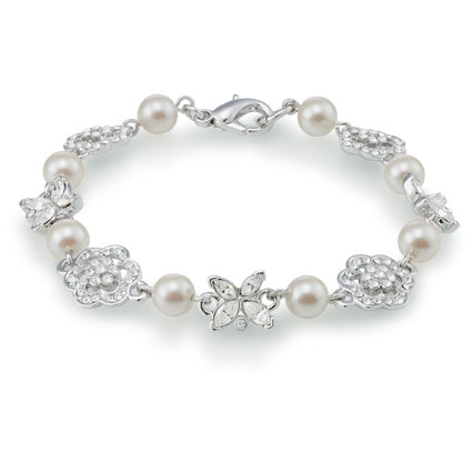 carolee bridal set bracelet 49
