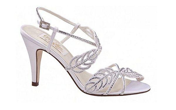 Dyeable Satin Wedding Shoes