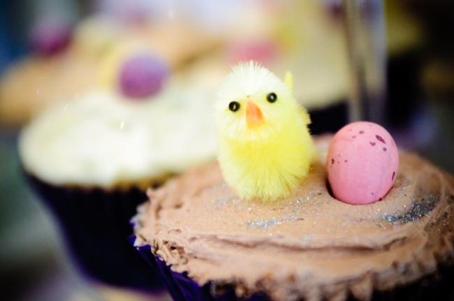 Easter wedding reception ideas
