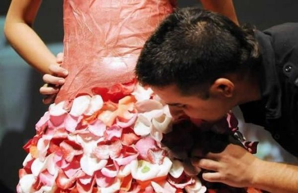 Edible Wedding Dresses