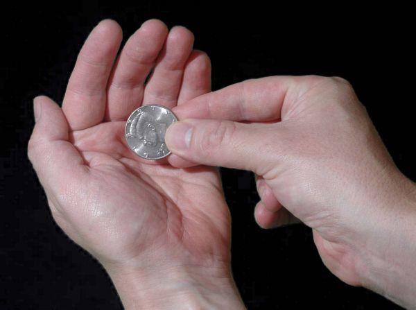 Flipping coin fun