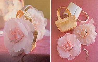 flower purse for bridesmaids 49