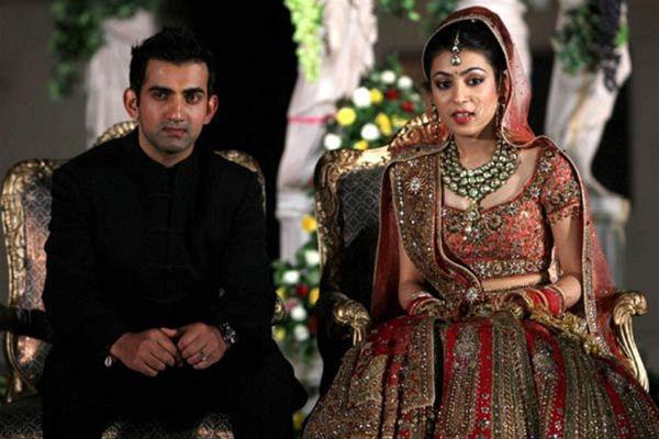 Gautam Gambhir wedding