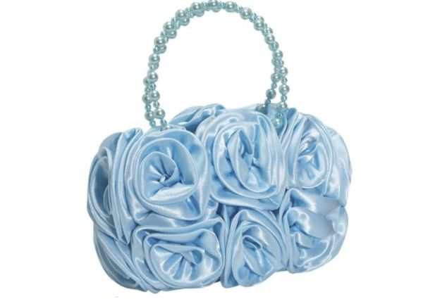 Global Elements Flower Evening Bag