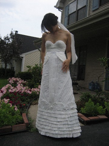 gown bridal gown t