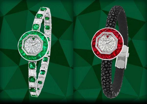 Graff Diamonds' Jewelry Watches
