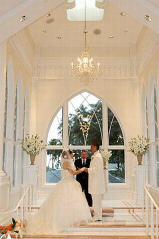 hilton wedding chapel