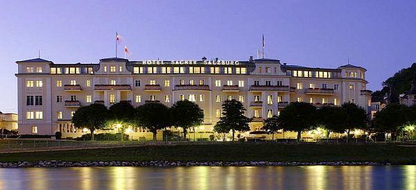 Hotel Sacher, Salzburg