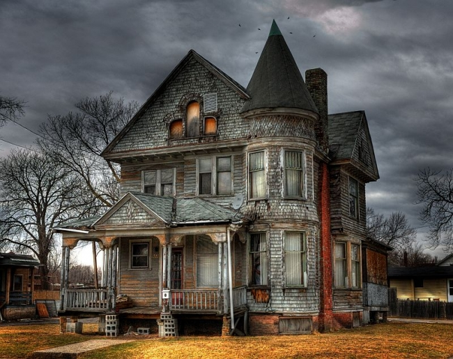 Local Haunted Mansion