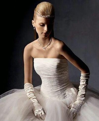 oleg cassini bridal gown 2