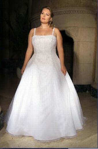 plus size bridal dress 4