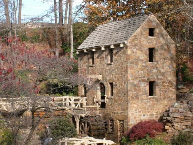 Pugh Park and the Old Mill