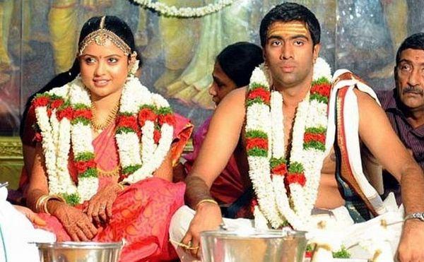 R Ashwin wedding