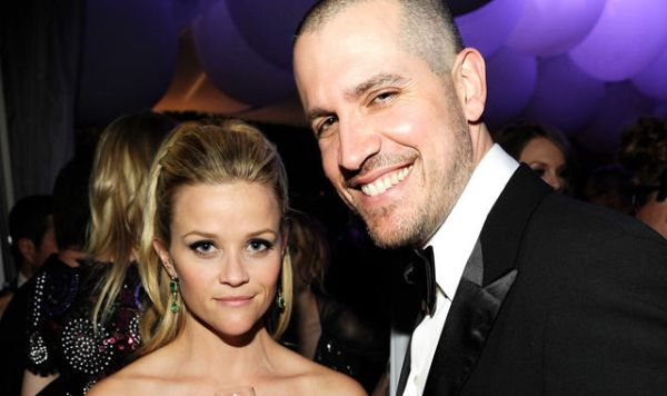 Reese Witherspoon and Jim Troth