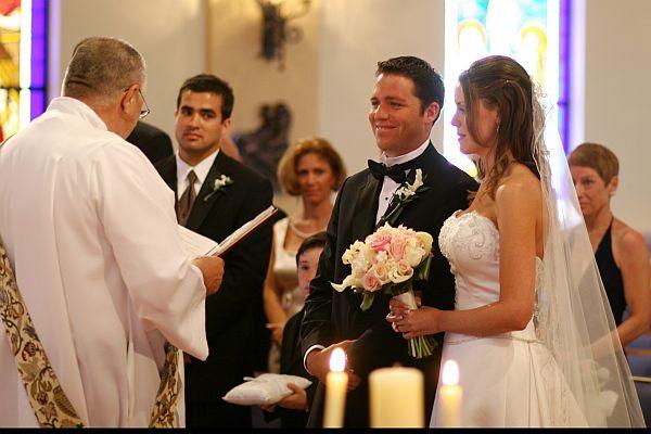 Religious wedding