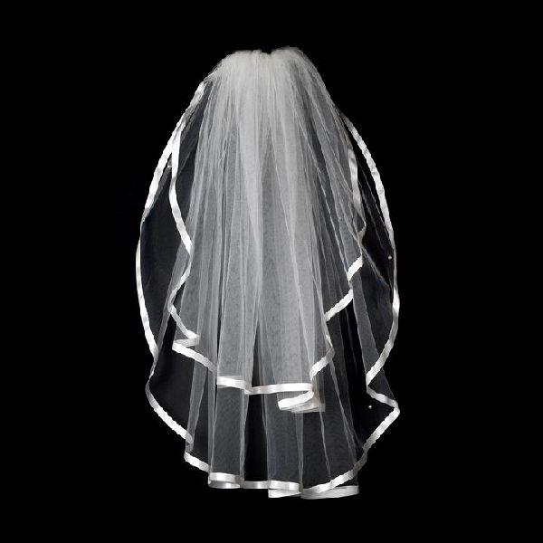 Ribbon veils