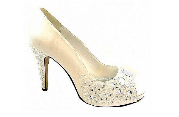 Roxanne bridal shoes