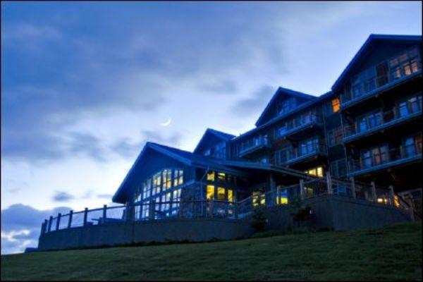 The Lodge at Mount Magazine