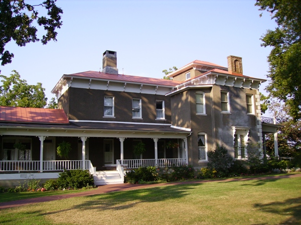 The Peal Mansion