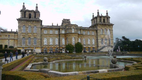 The Secret Garden Palace