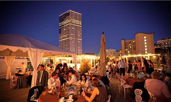 The United Nations Dining Room and Rooftop Patio