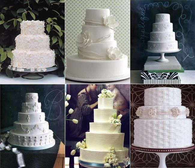 Wedding cake designers