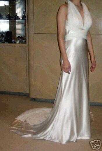 vera wang wedding gown 1