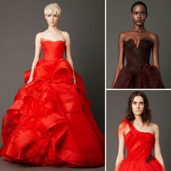 Vera Wang's Spring 2013 bridal collection