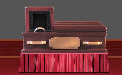wedding ring coffin 49