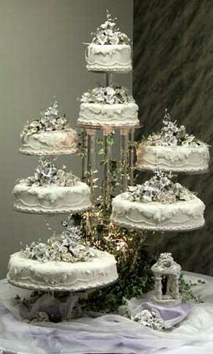 wedding cakes 123