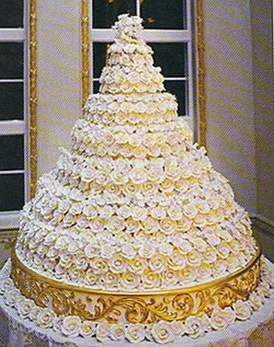 wedding cakes celebrity wedding cakes cakes 11