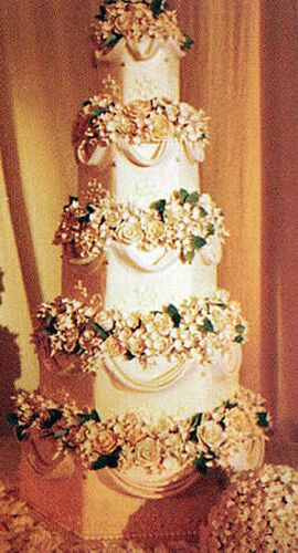 wedding cakes celebrity wedding cakes cakes 3