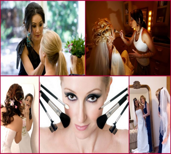 Wedding make up tips