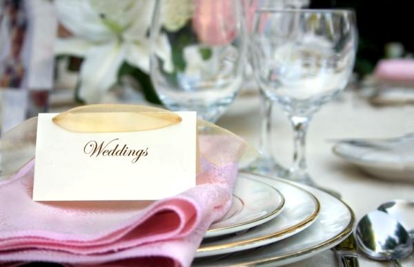 Wedding reception catering