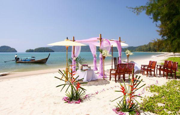 Wedding Venues in Thailand