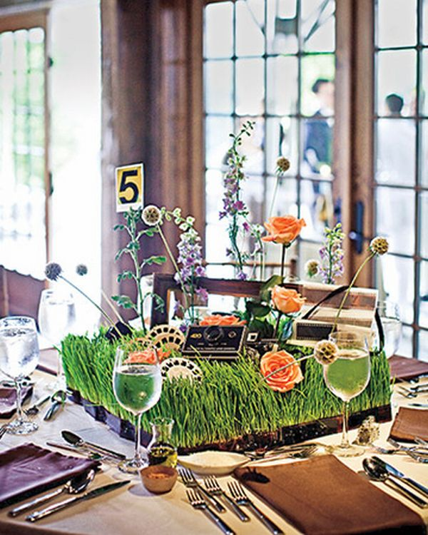 Unique Wedding Centerpieces: Unique Wedding Centerpiece Ideas
