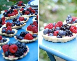 tarts-for-wedding