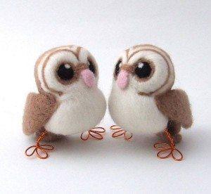 original_needlefelted-owl-wedding-cake-topper
