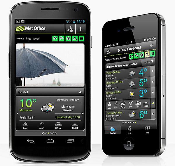 Met Office Weather app