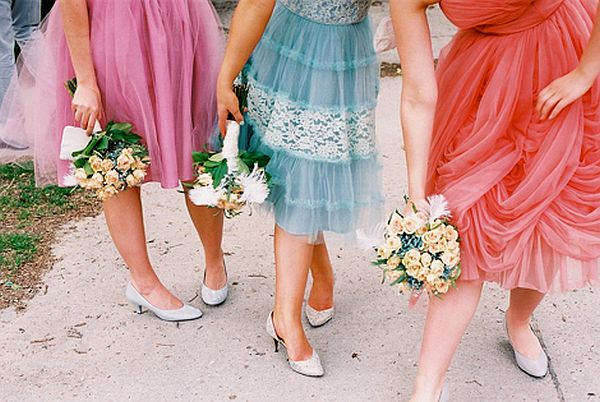 Vintage Bridesmaid Dress Ideas_3