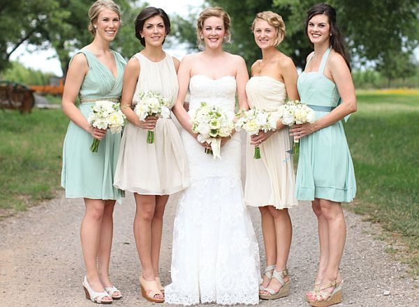 Vintage Bridesmaid Dress Ideas_4