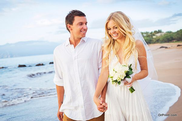 The Best Five Beach Wedding Songs To Choose From