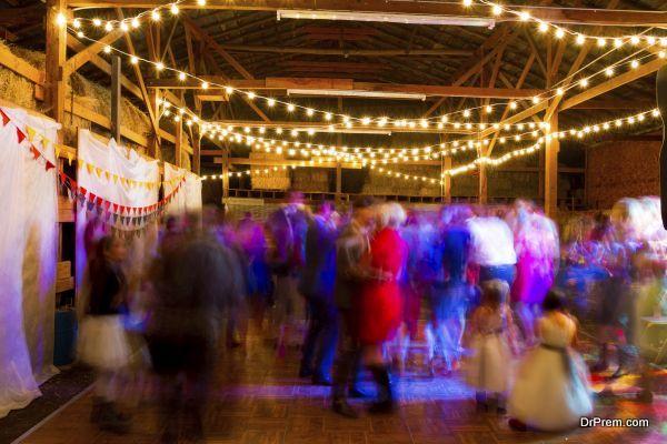 Wedding Reception Dance Floor