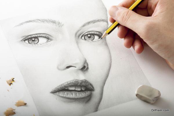 A Portrait Artist